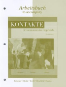 Workbook/Laboratory Manual to Accompany Kontakte