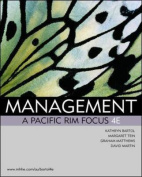Management Pacific Rim Focus