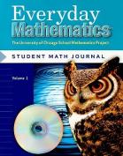 Everyday Mathematics Student Math Journal, Volume 1 Grade 5