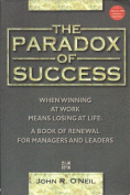 Paradox of Success