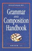 Grammar and Composition Handbook Grade 11