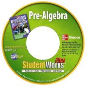 Pre-Algebra, Studentworks Plus CD-ROM