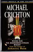 Michael Crichton Omnibus