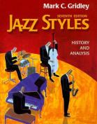 Jazz Styles:History and Analysis