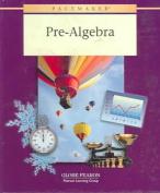 Pacemaker Pre-Algebra