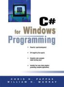 C# for Windows Programming