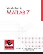 Introduction to MATLAB 7