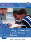 Teaching Special Students in General Education Classrooms [With CDROM]