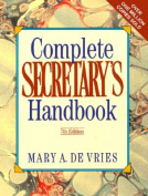 Complete Secretary's Handbook