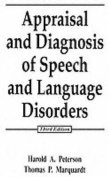 Appraisal Diagnosis Speech Language Dis