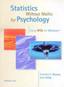 Statistics without Maths for Psychology