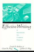 Effective Writing:a Handbook for Finance People