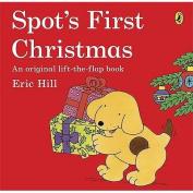 Spot's First Christmas (Spot)