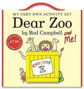 "My Very Own ""Dear Zoo"" Activity Set"