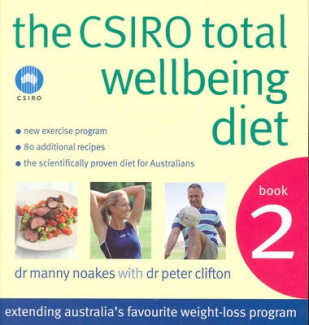 The CSIRO Total Wellbeing Diet Book 2: Bk. 2