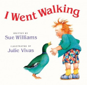 I Went Walking [Board book]