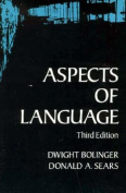 Aspects of Language