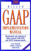 Miller Gaap Implementation Manual 2000