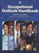 Occupational Outlook Handbook 2008-2009 (Hardcover)