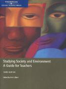 Studying Society and Environments