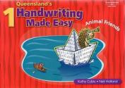 Queensland Handwriting Made Easy Book 1