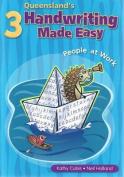 Queensland Handwriting Made Easy Book 3