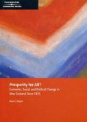 Prosperity for All?