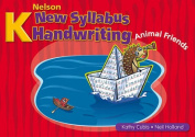 Meslon New Syllabus Handwriting for NSW Year K Theme