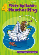 Nelson New Syllabus Handwriting for NSW Year 4