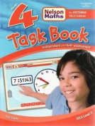 Nelson Maths for Victoria Independent and Assessment Book 4
