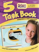 Nelson Maths for Victoria Independent and Assessment Book 5