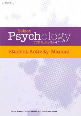 nelson psychology vce units 3&4 student activity manual answers