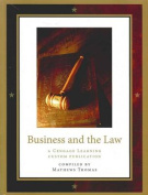 CP0538 Business And The Law