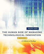 The Human Side of Managing Technological Innovation