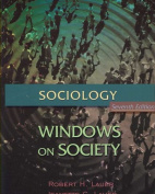 Sociology: Windows on Society