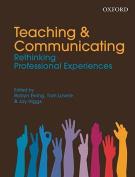 Teaching and Communicating