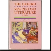 The Oxford History of New Zealand Literature in English