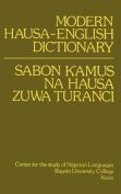 Modern Hausa-English Dictionary