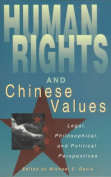 Human Rights and Chinese Values