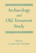 Archaeology and Old Testament Study