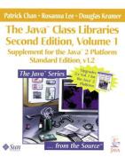 The Java(tm) Class Libraries, Volume 1
