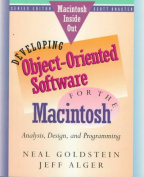 Object-oriented Programme Design for the Macintosh