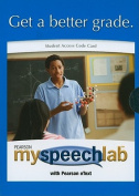 MySpeechLab - Standalone Access Card - for Public Speaking