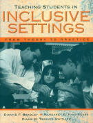 Teaching Students in Inclusive Settings:from Theory to Practice
