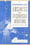 Strategies for Business and Technical Writing