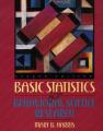 Basic Statistics for Behavioral Science Research