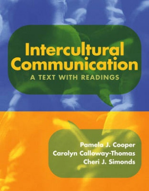 Intercultural Communication: A Text/Reader