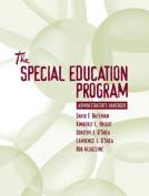 The Special Education Program Administrator's Handbook