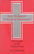 New Testament Concept of Atonement