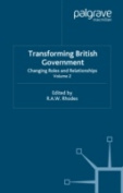 Transforming British Government